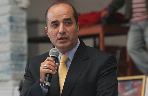 Ministro del interior llama a trabajadores a deponer paro for Ministro del interior actual