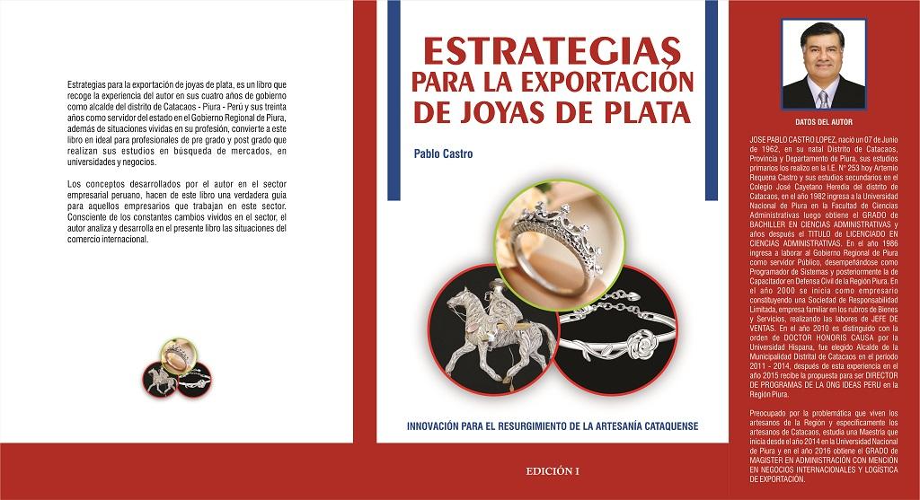 586c4bb25bd4 UNP presentará Libro sobre Estrategias para la exportación de joyas ...