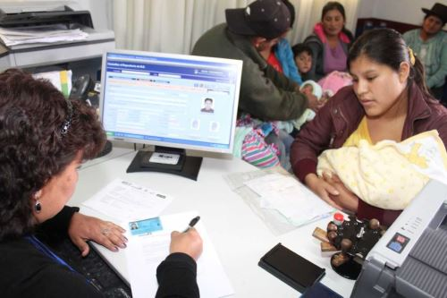 Agencias Del Reniec Varían Horario De Atención A Nivel Nacional