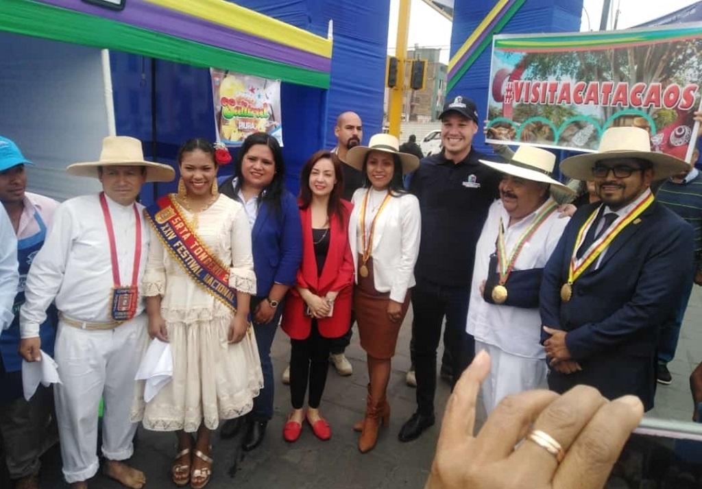 Artesanos de Catacaos participan en la gran feria de regiones que se realiza en Lima - El Regional