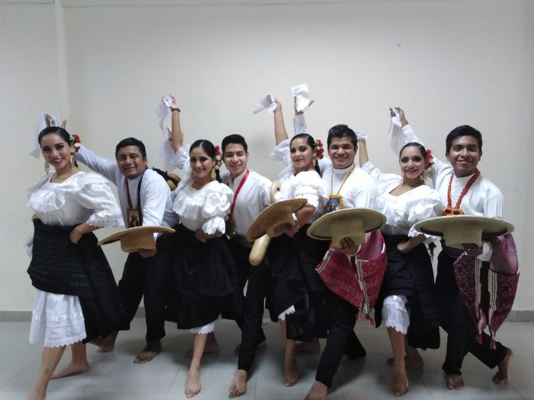 Grupo folclórico de la ESAPIM de Piura viajará a Cajamarca para presentación - El Regional