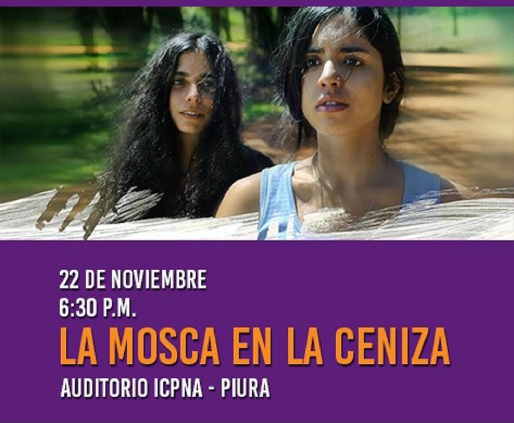 Piura: proyectarán película 'La mosca en la ceniza' cuya temática es la trata de personas - El Regional