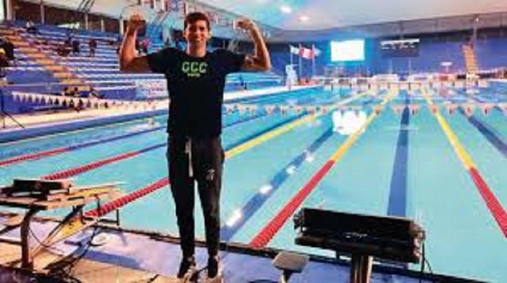 Piura: realizan II Clínica de natación con campeón Miguel Zavaleta en Club Grau - El Regional