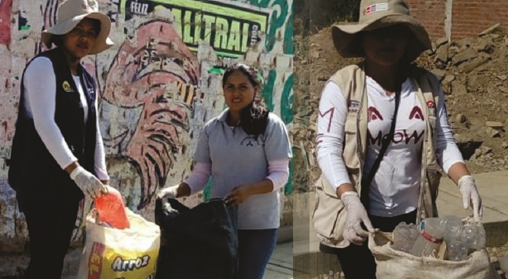 Chulucanas: eliminan criaderos de zancudos en Salitral y sus anexos - El Regional