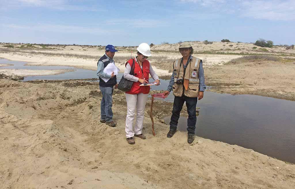 """Sechura: detectan perjuicio de S/ 2 millones en limpieza de drenes en """"Cristo Nos Valga"""" - El Regional"""