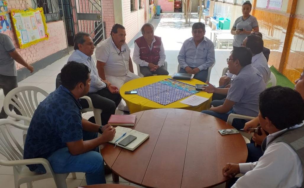 Piura: Viceministro de Educación anuncia colegios para distrito de Catacaos