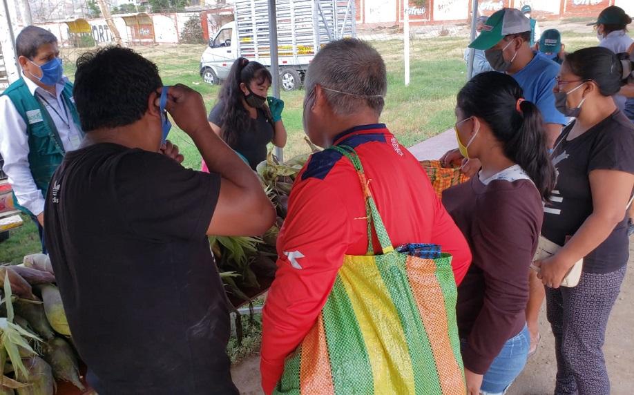 Mercados Minagri, ponen a disposición artículos agrarios