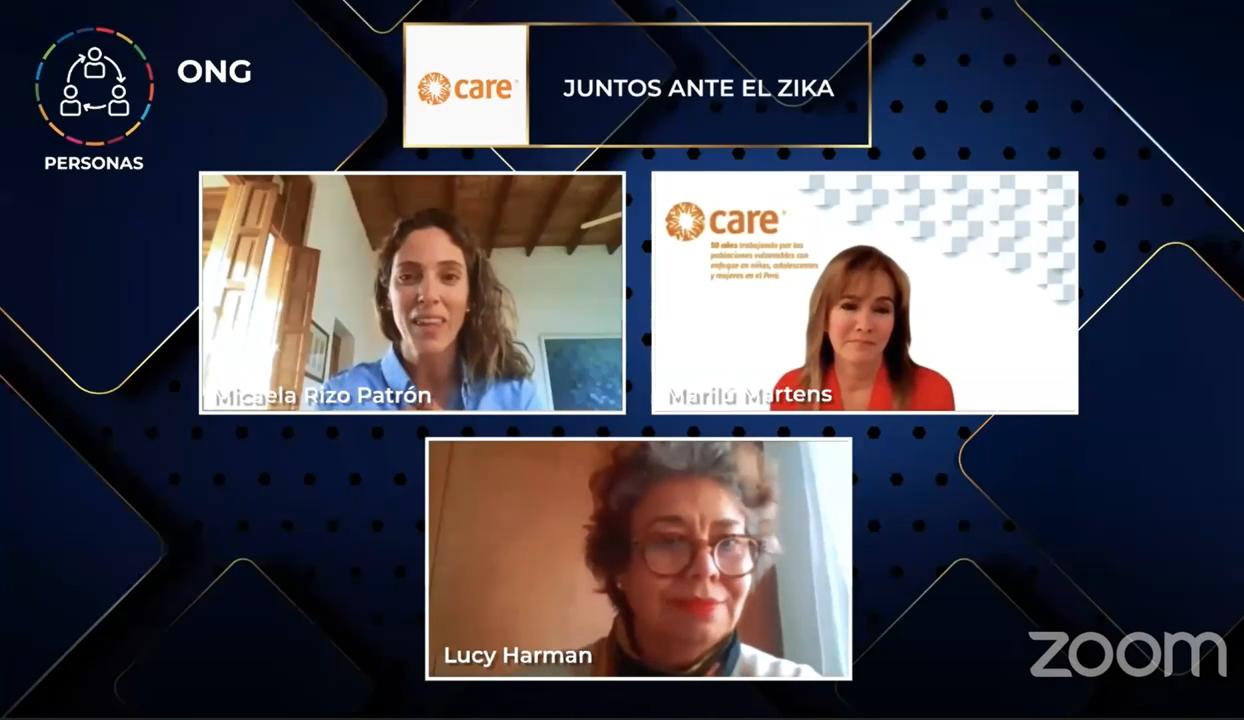 Proyecto Juntos ante el Zika recibe premio Perú por los Objetivos de  Desarrollo Sostenible
