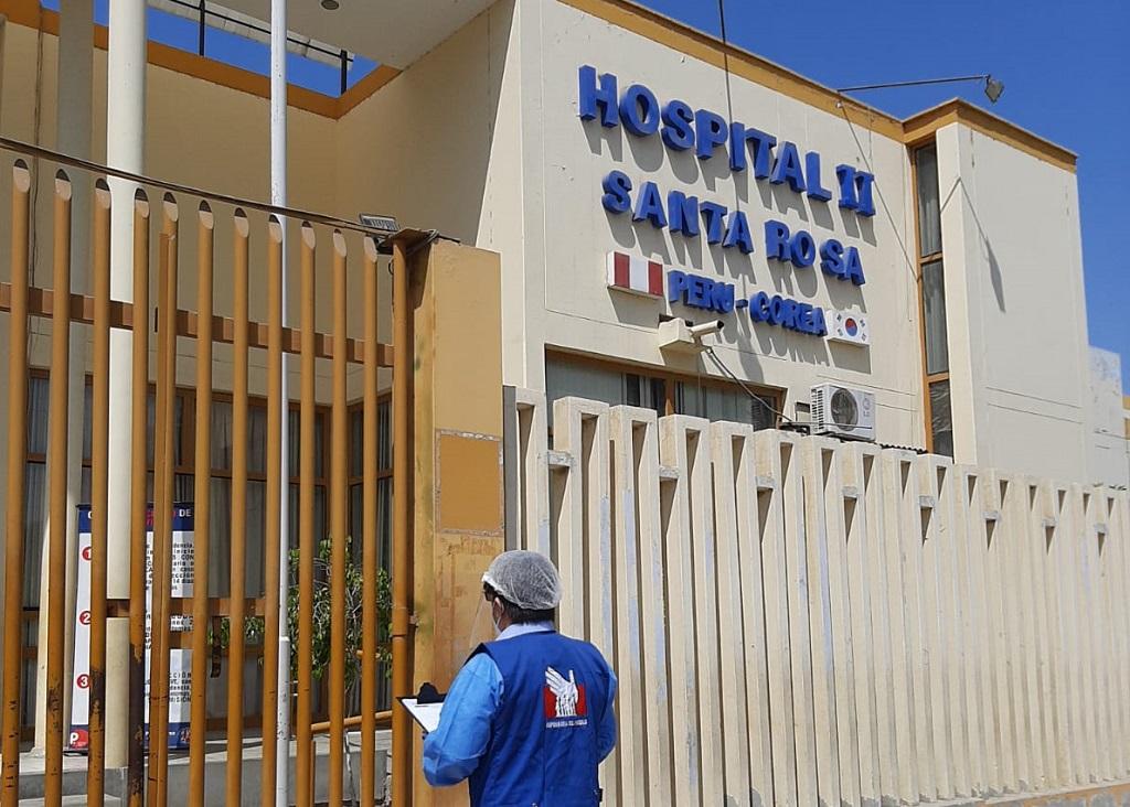 Hospital Santa Rosa de Piura