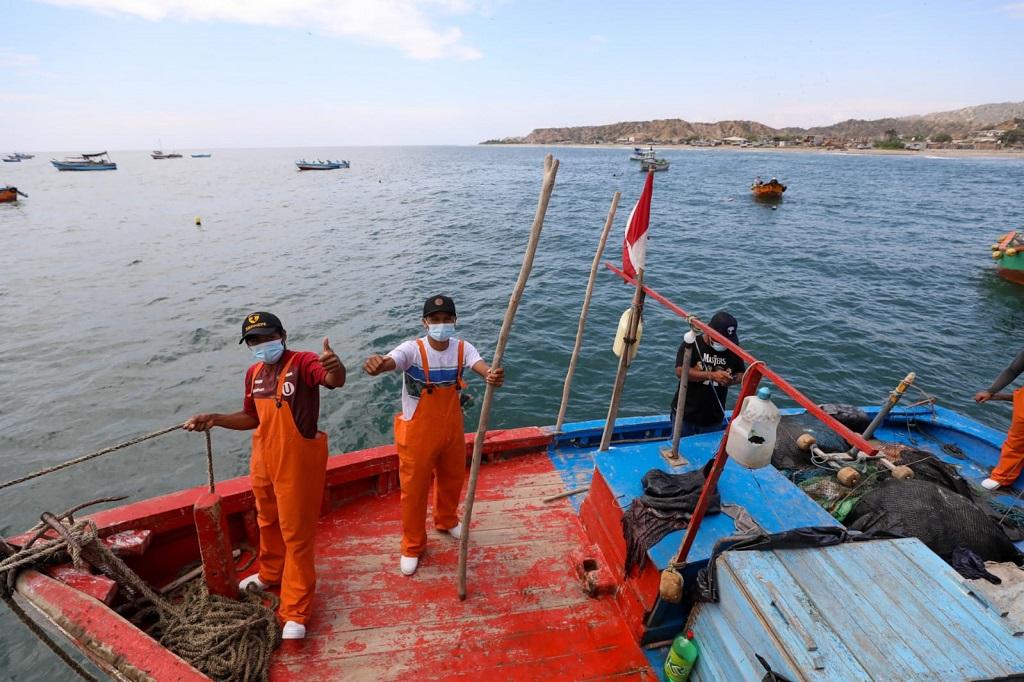 Actividad pesquera 4