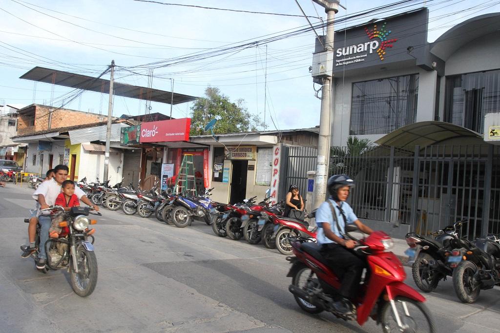 Motocicletas inscripcion